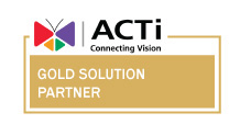 ACTi Gold Solution Partner